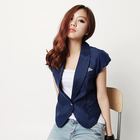 Tailored slim cut with princess sleeves Jacket