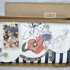 Mademoiselle (genuine leather) Wallet by Disaster Designs