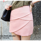 Young & formally chic mini skirt